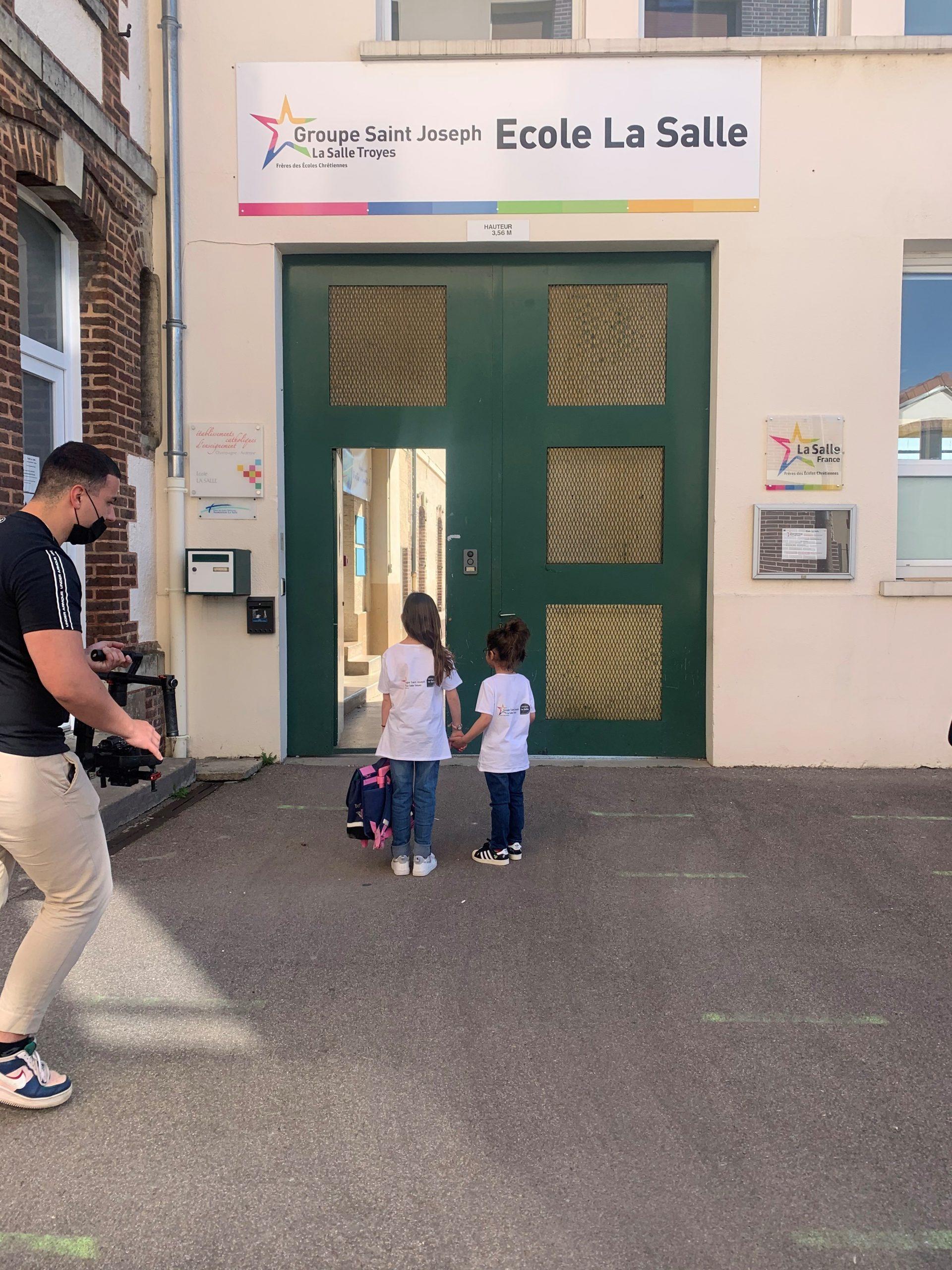 Ecole La Salle Troyes